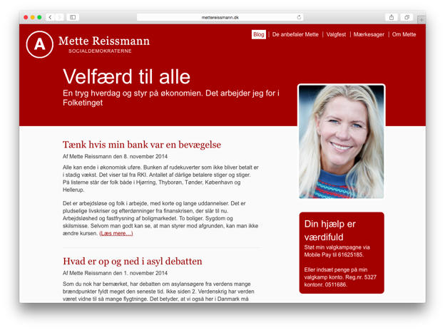 mettereissmann-website